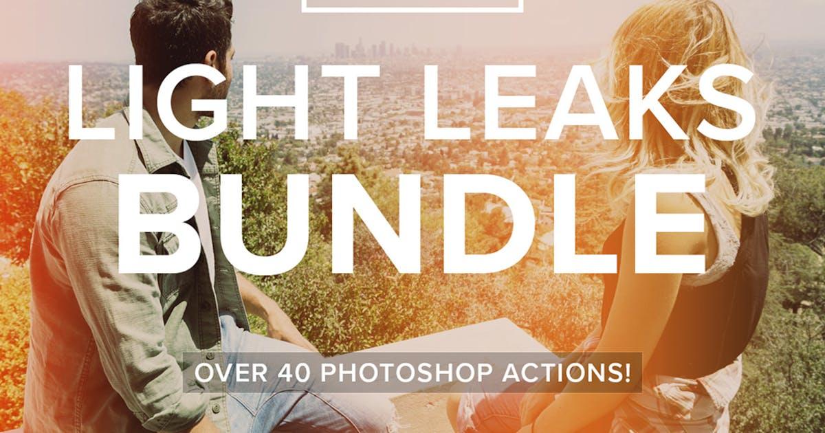 Download FilterGrade Light Leaks Bundle by filtergrade