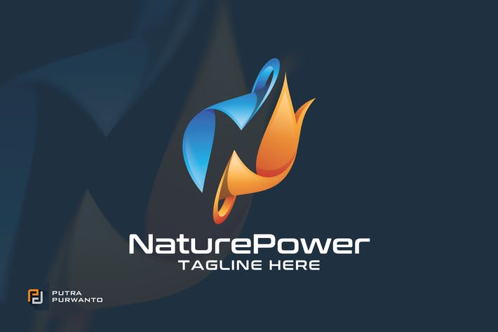 Thumbnail for Nature Power - Mock-up