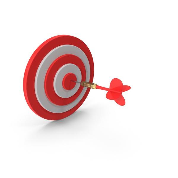 Thumbnail for Target Infographic Dart Diagram