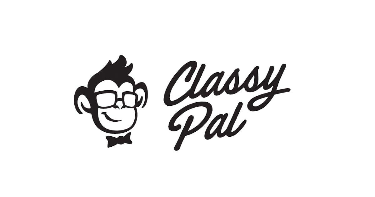 Classy Chimp by Suhandi