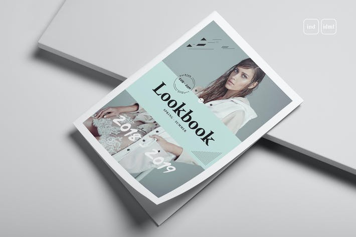 Thumbnail for Lookbook / Fashion Magazine