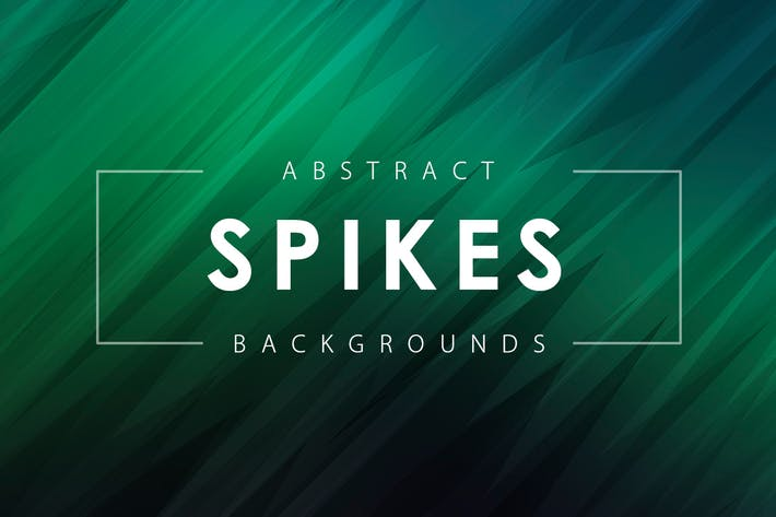 Thumbnail for Abstract Spikes Backgrounds