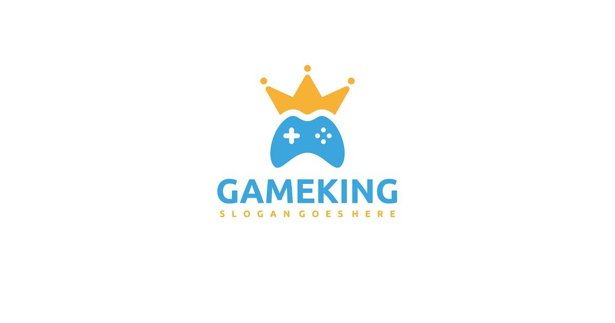 Download Game King Logo by 3ab2ou