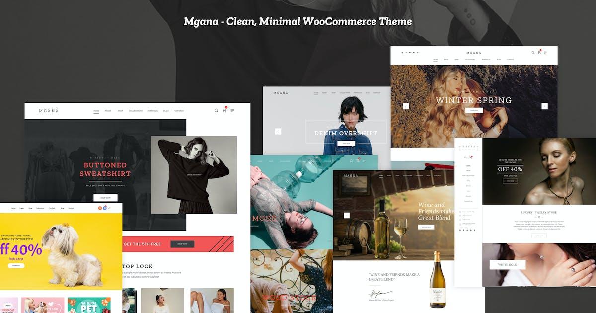Mgana - Clean, Minimal WooCommerce Theme by LA-Studio on Envato Elements