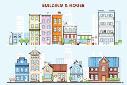 Gebäude & Haus