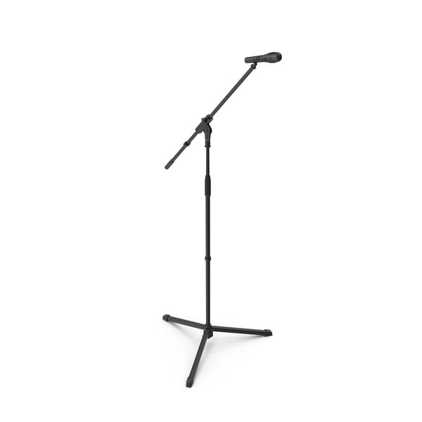 Thumbnail for Microphone Stand