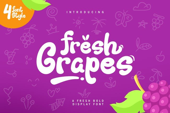 Thumbnail for Fresh Grapes