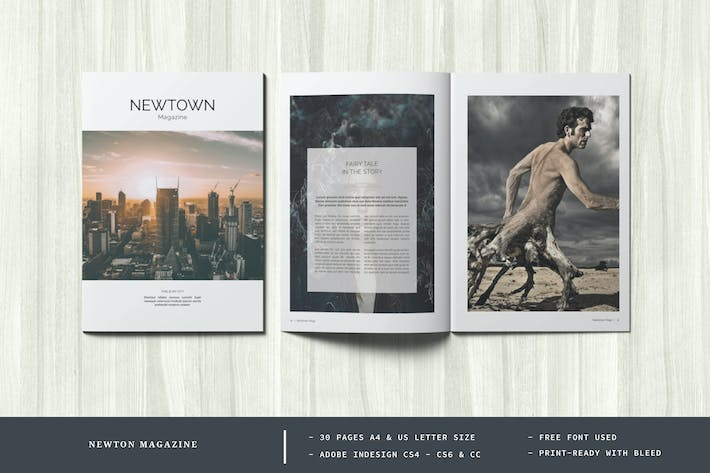 Newtown Magazine