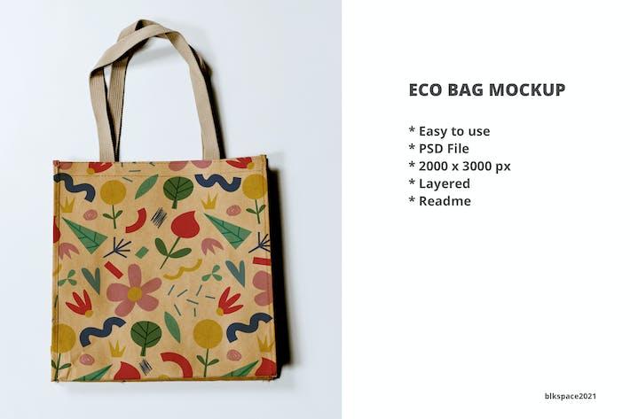 Sac Eco Mockup