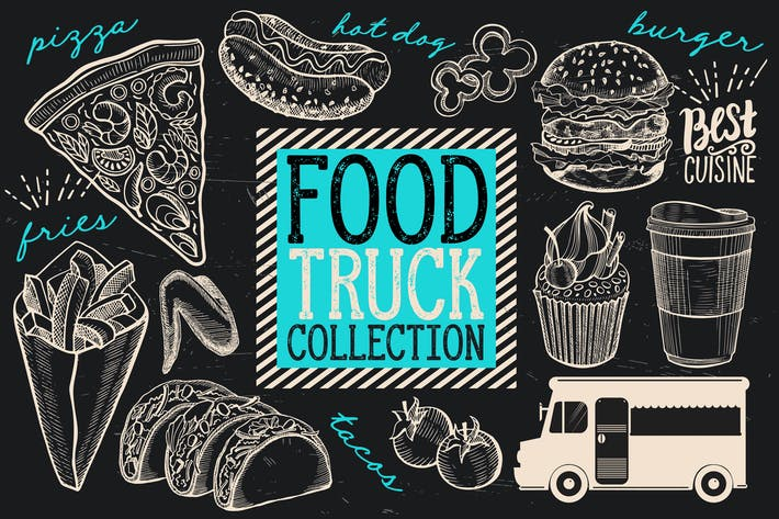 Thumbnail for Food Truck Elements