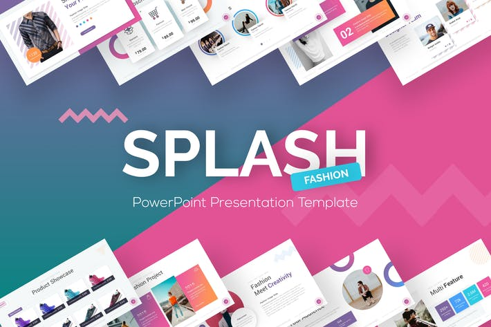 Thumbnail for Splash - Fashion Presentation