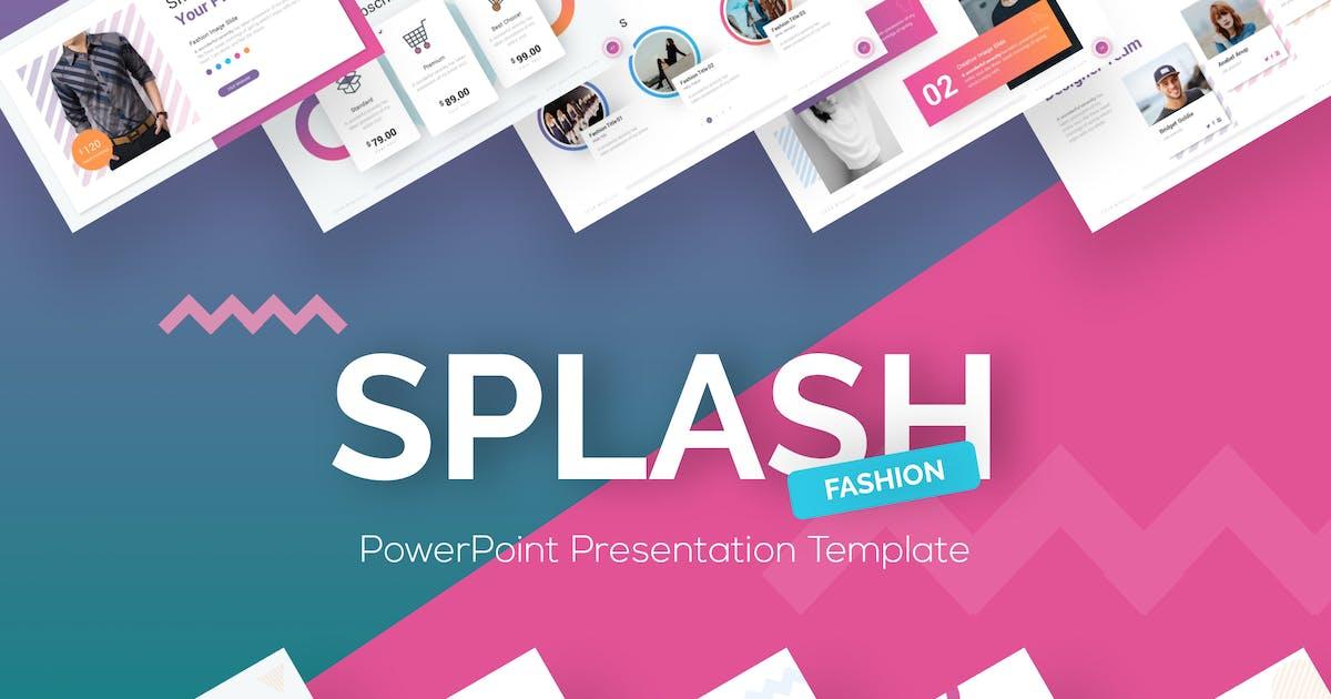 Splash - Fashion Presentation by BrandEarth