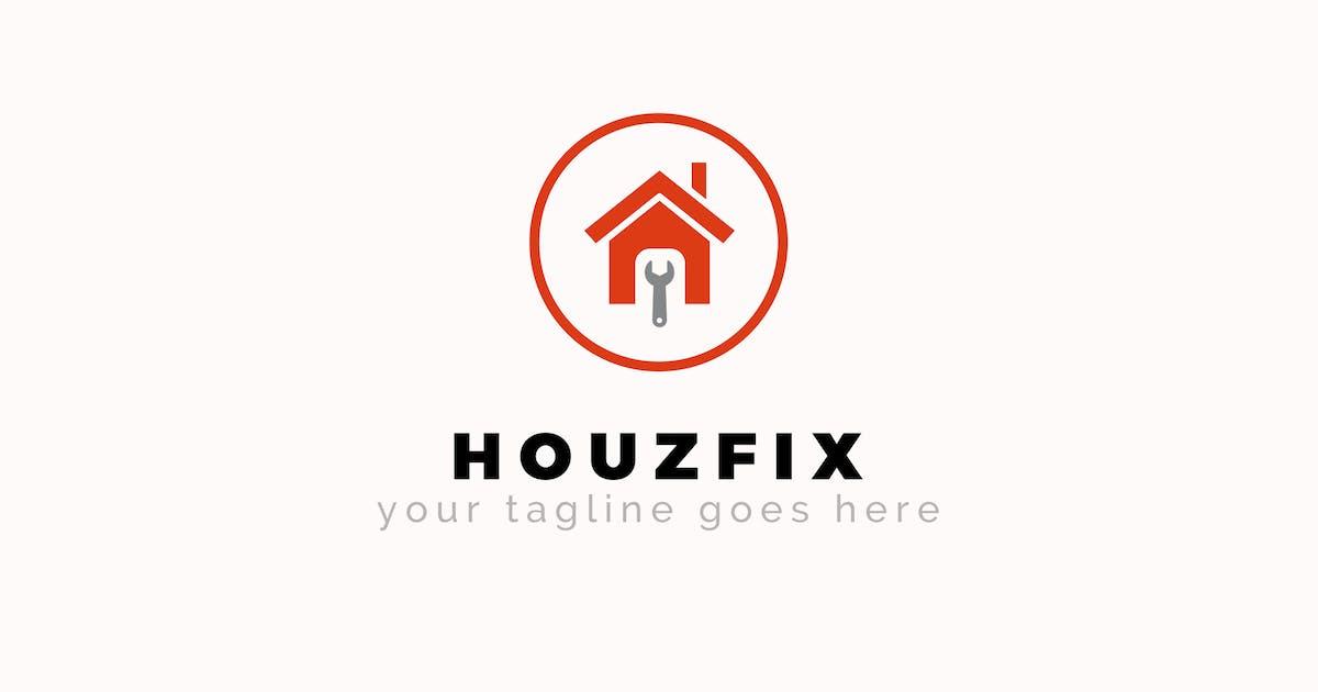 Download Houzfix - Premium Logo Design by ThemeWisdom