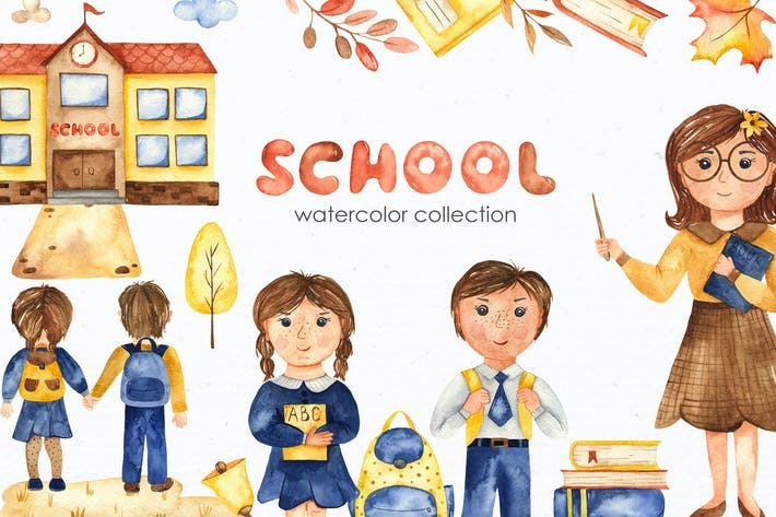 Thumbnail for École d'aquarelle