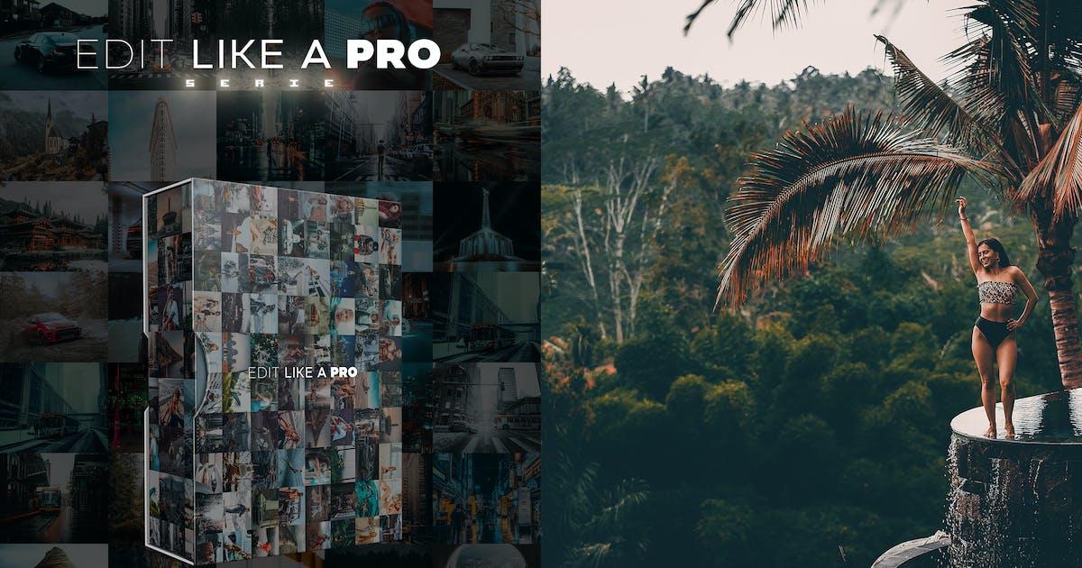 Download Edit Like A PRO 90th - Photoshop & Lightroom by SupremeTones