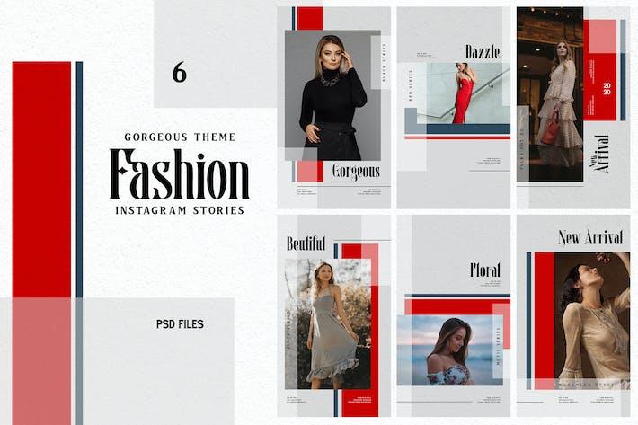 Superbe Thème - Mode Instagram Stories