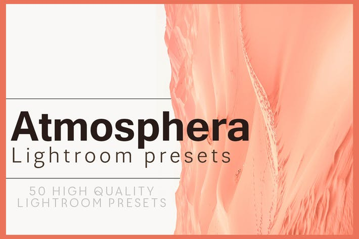 Thumbnail for Atmosphera Lightroom Presets