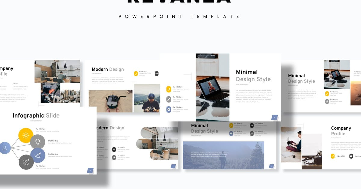 Download Revanea - Powerpoint Template by aqrstudio