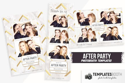 After-Party-Foto-Booth-Vorlage