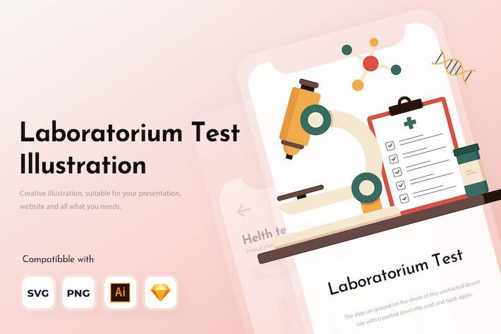Thumbnail for Prueba de laboratorio