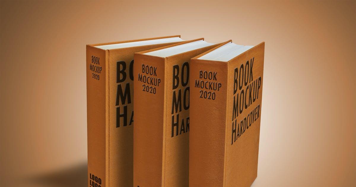 Download Hardcover_Book_Mockup by pbombaert