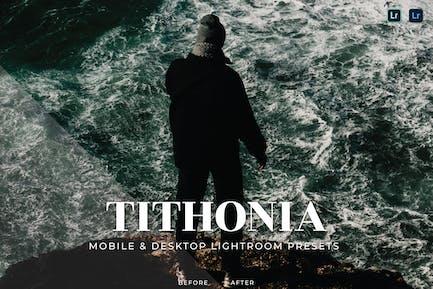 Пресеты для мобильных и настольных устройств Tithonia
