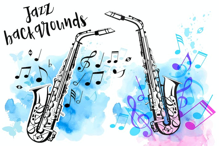 Thumbnail for Jazz Music Backgrounds