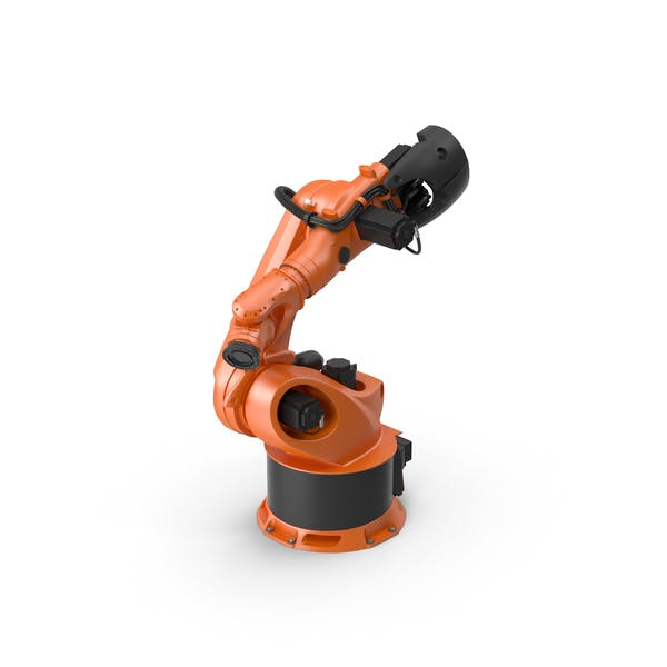 Cover Image for Industrial Robot