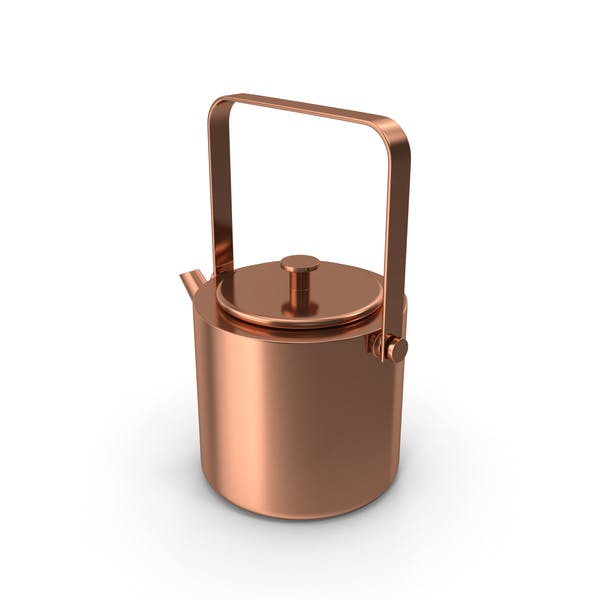 Thumbnail for Copper Teapot