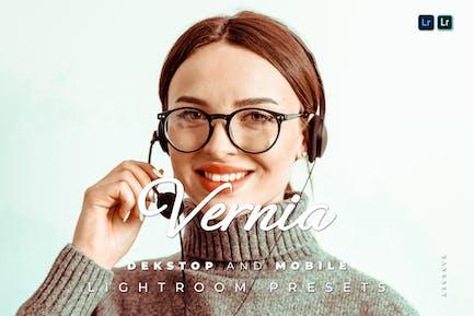 Vernia Desktop and Mobile Lightroom Preset