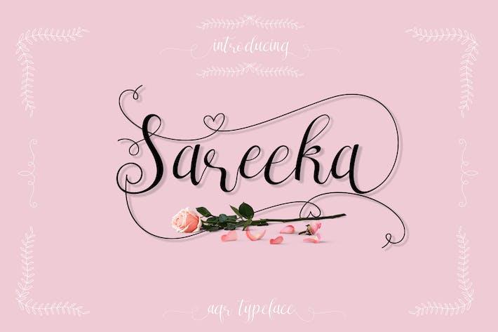 Thumbnail for Sareeka Script