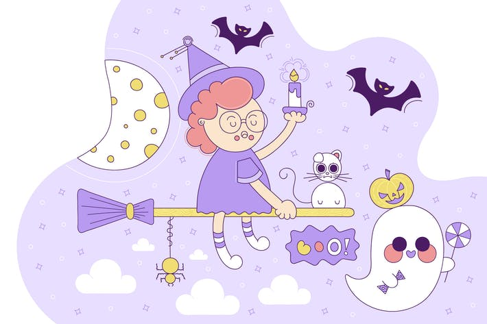 Thumbnail for Cutest Halloween