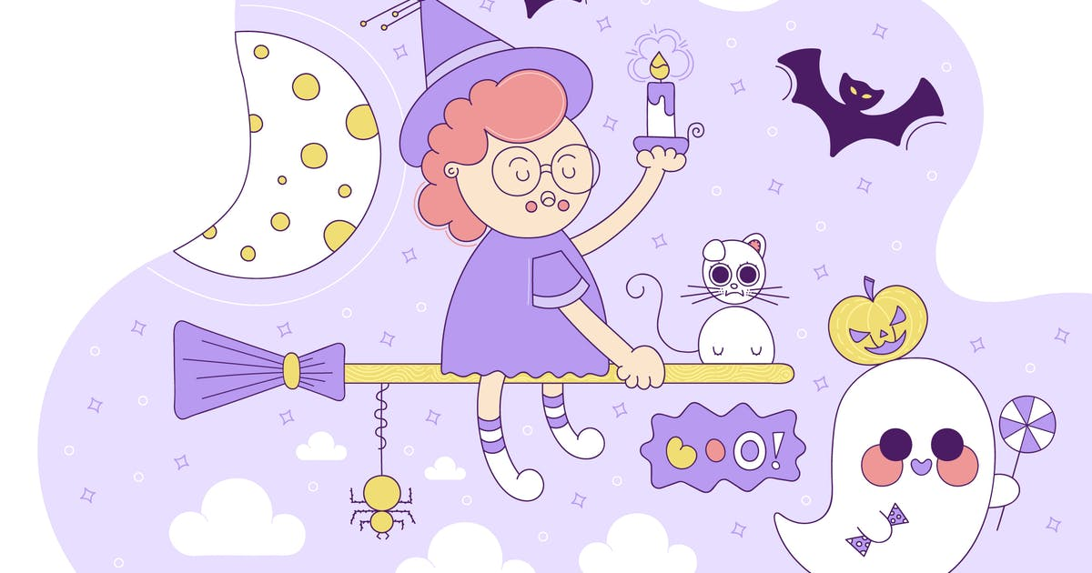 Download Cutest Halloween by Jumsoft