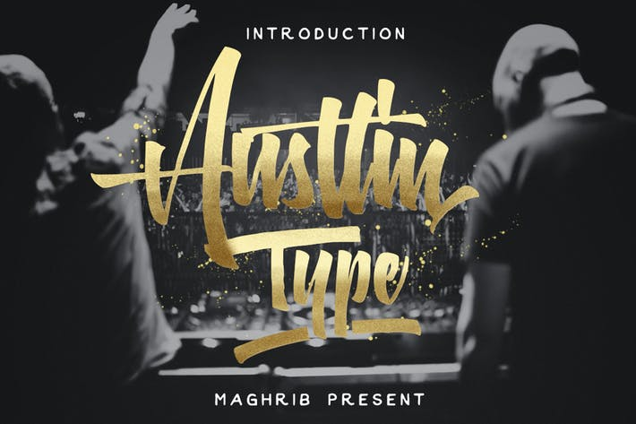Cover Image For Austtin