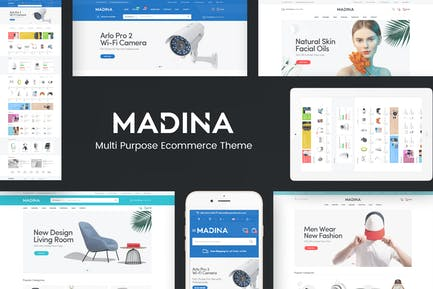 Madina - Responsive OpenCart Thème