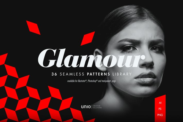 Cover Image For Glamour Patterns