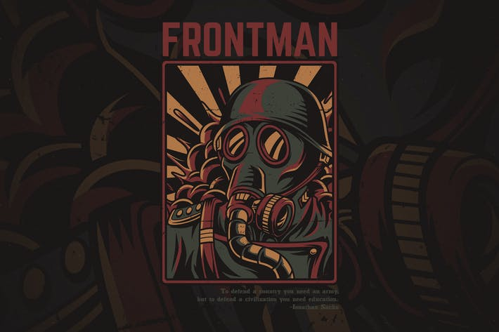 Thumbnail for Frontman