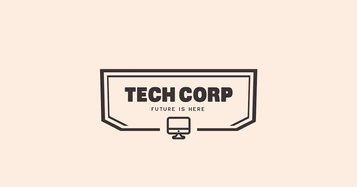 Download Technology Corporation Logo by designdistrictmx