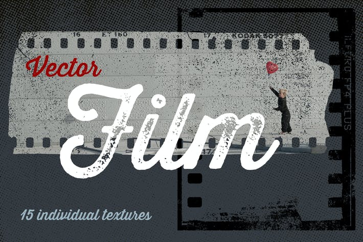 Thumbnail for Vector Film Textures