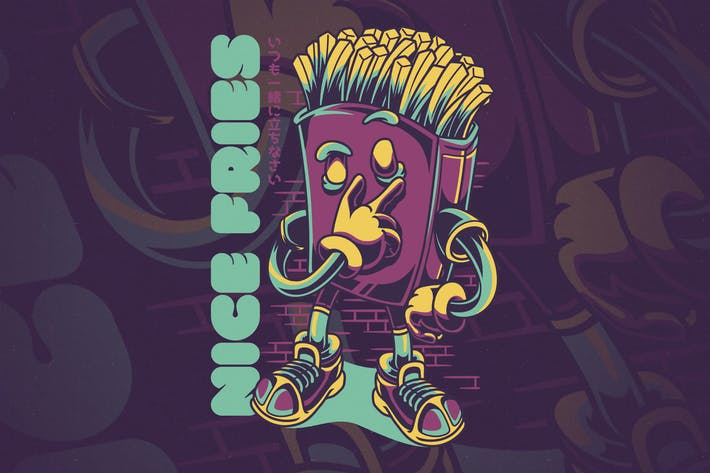 Thumbnail for Nice Fries