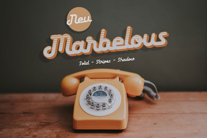 Cover Image For Neu Marbelous