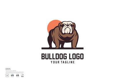 bulldog logo design
