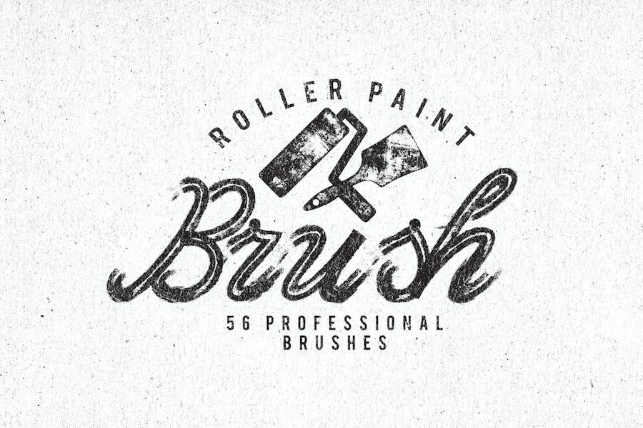 Roller Paint Brush