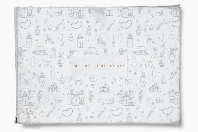 Christmas Vector Clip Art, Winter Illustrations