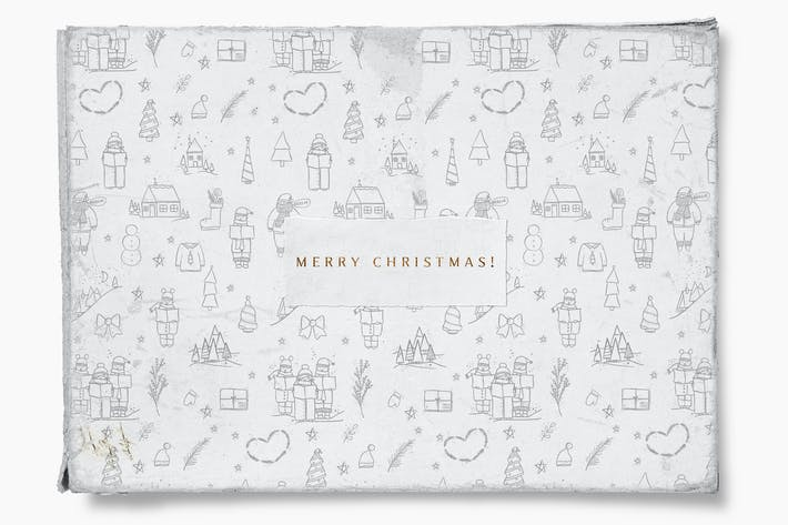 Thumbnail for Christmas Vector Clip Art, Winter Illustrations