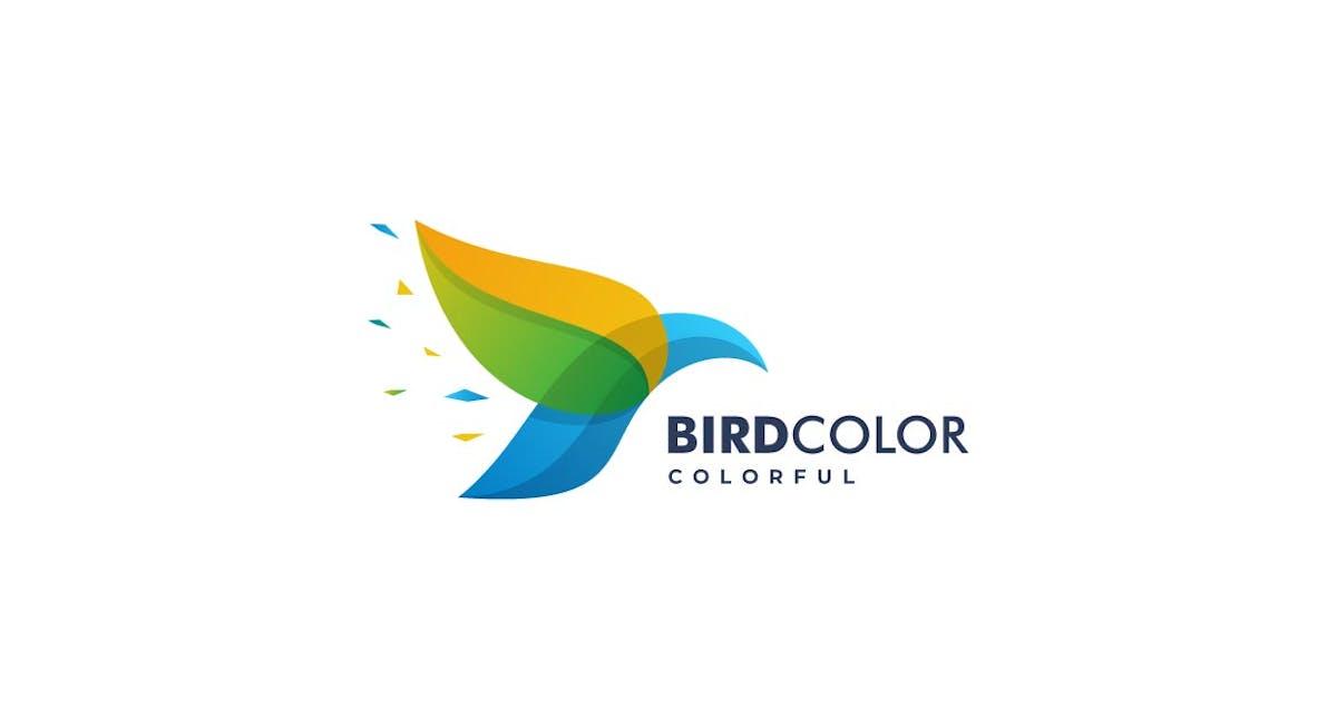 Download Bird Color Gradient Logo by ivan_artnivora