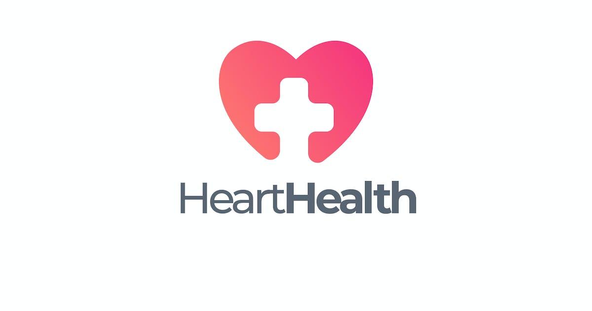 Download Modern Heart Health Medical Logo by Suhandi