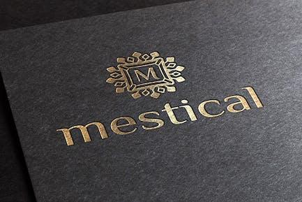 Mestical Logo Template