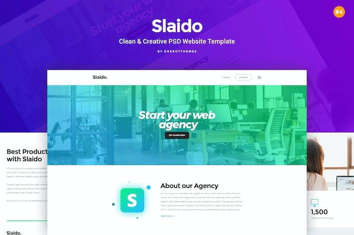 Thumbnail for Slaido Websites - #4