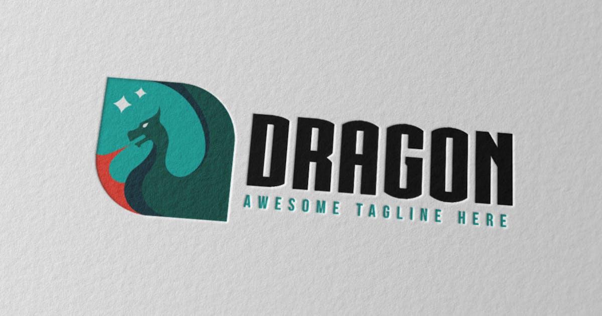 Download Dragon Logo 4 by Scredeck
